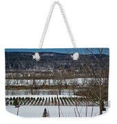 Tree Farm Weekender Tote Bag