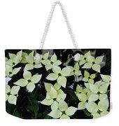 Tree Flowers Weekender Tote Bag