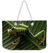 Tree Frog 16 Weekender Tote Bag