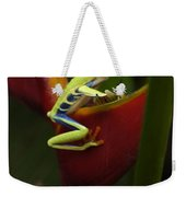 Tree Frog 3 Weekender Tote Bag