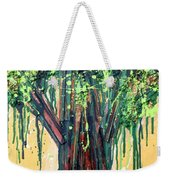 Tree Grit Weekender Tote Bag