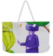 Tree Heads Are Better Than One Weekender Tote Bag