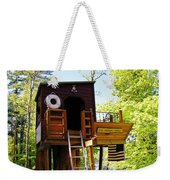 Tree House Boat 2 Weekender Tote Bag