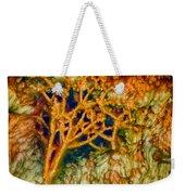 Tree In A Park Hot Springs Weekender Tote Bag