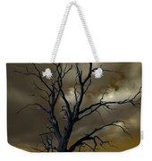 Tree In A Storm Weekender Tote Bag