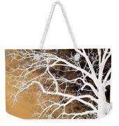 Tree In Abstract Weekender Tote Bag