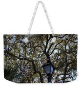 Tree In French Quarter Weekender Tote Bag