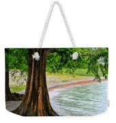 Tree In Paradise Weekender Tote Bag