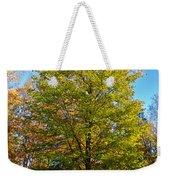 Tree In The Cemetery Weekender Tote Bag