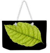Tree Leaf Weekender Tote Bag