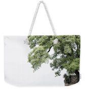 Tree Next To A Lake Weekender Tote Bag
