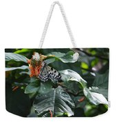 Tree Nymph On Blossom Weekender Tote Bag