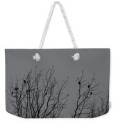 Tree Of Birds Weekender Tote Bag