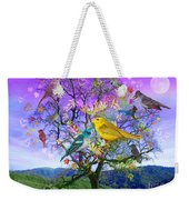 Tree Of Happiness Weekender Tote Bag