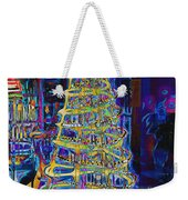Tree Of Light Weekender Tote Bag
