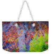 Tree Of Many Colors Weekender Tote Bag