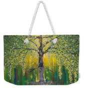 Tree Of Reflection Weekender Tote Bag