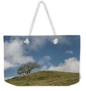 Tree On A Hill Weekender Tote Bag