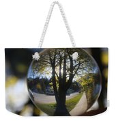 Tree On The Street Weekender Tote Bag