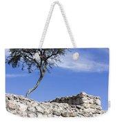 Tree On The Wall Weekender Tote Bag