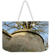 Tree On The Wall Weekender Tote Bag