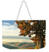 Tree Overlook Vista Landscape Weekender Tote Bag