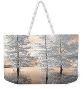 Tree Reflections Weekender Tote Bag by Jane Linders