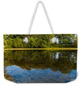 Tree Reflections Weekender Tote Bag