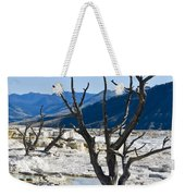 Tree Remains Weekender Tote Bag