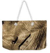 Tree Rings Weekender Tote Bag