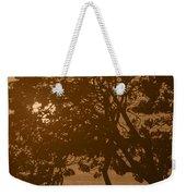 Tree Silhouettes Weekender Tote Bag