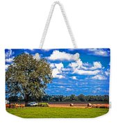 Tree Stands Alone- Vibrant Colors Weekender Tote Bag