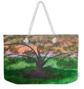 Tree Strong Weekender Tote Bag