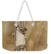 Tree Stump 2 The Forgotten Series 15 Weekender Tote Bag