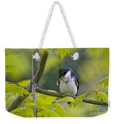 Tree Swallow Pictures 39 Weekender Tote Bag