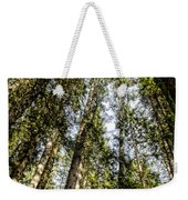 Tree Tops Weekender Tote Bag