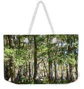 Trees And Knees Weekender Tote Bag