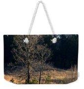 Trees By The Wayside Weekender Tote Bag