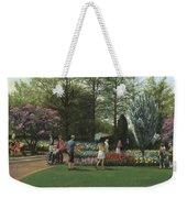 St. Louis Botanical Garden Trees Weekender Tote Bag
