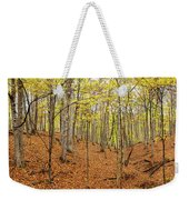 Trees In A Forest, Stephen A. Forbes Weekender Tote Bag