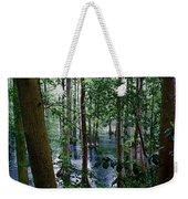 Trees Weekender Tote Bag by Nelson Watkins