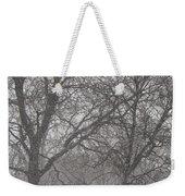Trees Of Silence Weekender Tote Bag