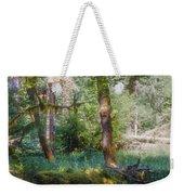 Trees Of The Rainforest Weekender Tote Bag