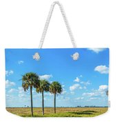 Trees On Landscape, Florida, Usa Weekender Tote Bag