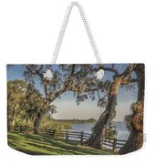Trees With A View Weekender Tote Bag
