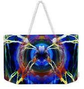 Treescape Abstract II Weekender Tote Bag