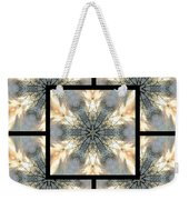 Treescape Feather Page Weekender Tote Bag