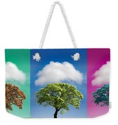 Treetypch Weekender Tote Bag