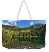Trentino - Caprioli Lake Weekender Tote Bag
