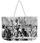 Trenton: Prisoners, 1776 Weekender Tote Bag